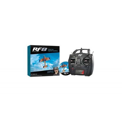 Picture of RealFlight RFL1000 RF8 Horizon Hobby Edition with InterLink-X Controller
