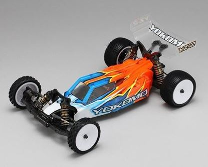Picture of Yokomo YZ-2 CA L2 Edition 1/10 2WD Electric Buggy Kit (Carpet & Astro)
