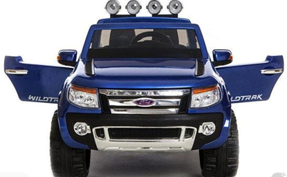 Picture of Mini Cars MCFR02 2WD Ford Ranger 2-seater EVA-rubber tyres (2017)