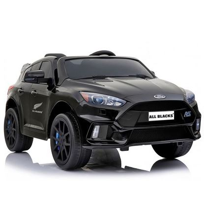 Picture of Mini Cars MCFF01-AB ALL BLACKS Ford Focus RS – rubber tyres