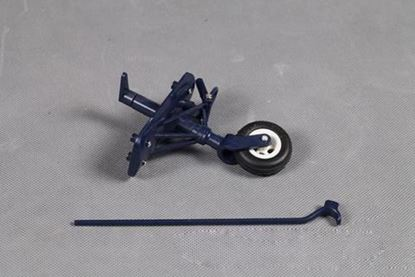 Picture of FMS SV125BLU 1400mm FMS F4U Corsair V3 Rear Landing Gear - Blue