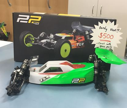 Picture of LOSI TLR03013 22 4.0 Race Kit: 1/10 2wd Buggy