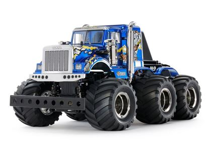 Picture of Tamiya 58646 1/18 Konghead 6x6 G6-01 Monster Truck Kit