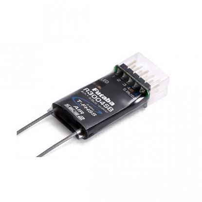 Picture of Futaba R3004SB T-FHSS 2.4 GHz Telemetry Receiver with S.BUS2