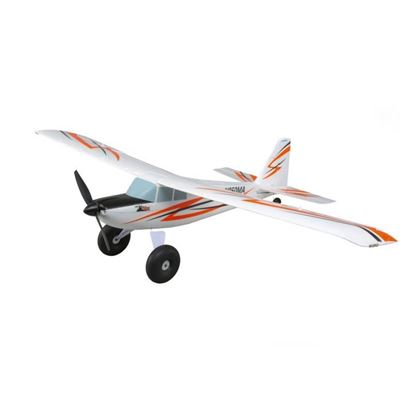 Picture of E-Flite  EFLU3950 UMX Timber BNF Basic, with SAFE select. Span 700mm.