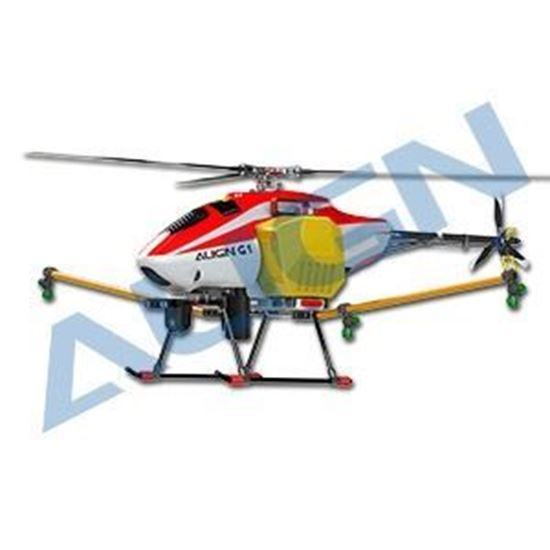 Picture of RHG1N01XW DEMETER G1 Intelligent GPS Precision Chemical Dispersion Helicopter