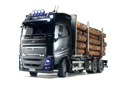 Picture of Tamiya 56360 Volvo Fh16 Globetrotter 750 (6x4 Timber Truck)