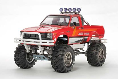 Picture of Tamiya 47394 Toyota Mountain Rider - 4x4 Pickup Ltd Addition