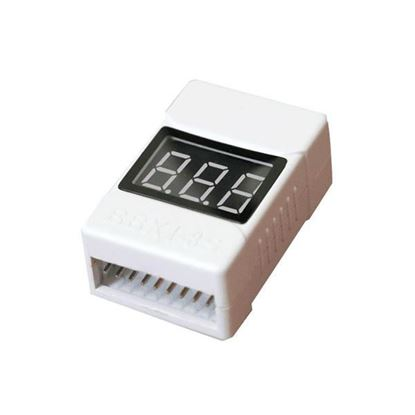 Picture of FD-B201 Battery Voltage Tester/Alarm 1-8S