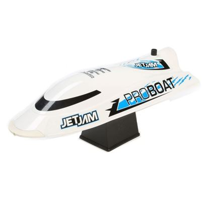 Picture of Pro Boat PRB08031T2 Jet Jam 12-inch Pool Racer, White: RTR