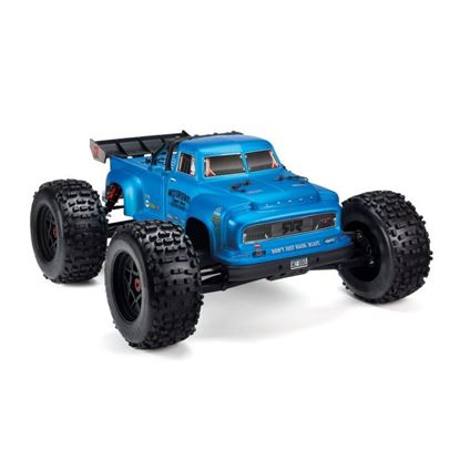 Picture of Arrma AR106036 NOTORIOUS 1/8 6S BLX Classic Stunt Monster Truck RTR Blue