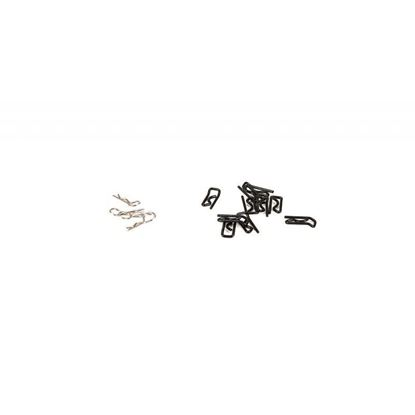 Picture of TlR/LOSI LOS256005 Body Clip, Large (10) & Small (4): 1:5 4wd DB XL