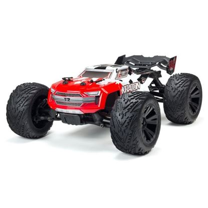 Picture of Arrma ARA102690 Kraton 4x4 4S BLX 80+km/h Monster Truck
