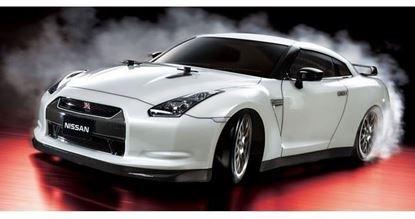 Picture of TAMIYA 58623 1/10 Nissan GT-R (TT-02D Chassis) Drift Spec
