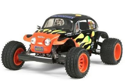 Picture of Tamiya 58502 1/10th CR-01 Blitzer VW Beetle 2011 2WD RC Car