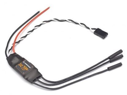 Picture of Hobbywing 30901009 XRotor 10A Brushless ESC- Wire Leaded