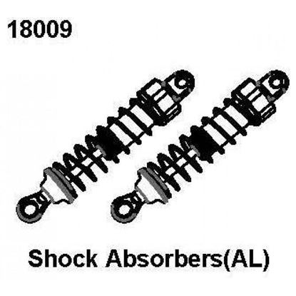 Picture of RCPro 18009 Shock Absorbers(AL)