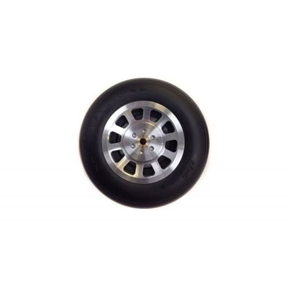 "Picture of Hangar 9 HAN477018 5 1/4"" P-51D 10 Spoke Mustang Wheel"