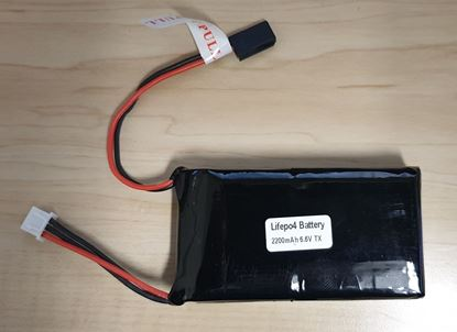 Picture of LPB Power 6.6V 2200mAh TX Battery LIFE (Futaba TX)