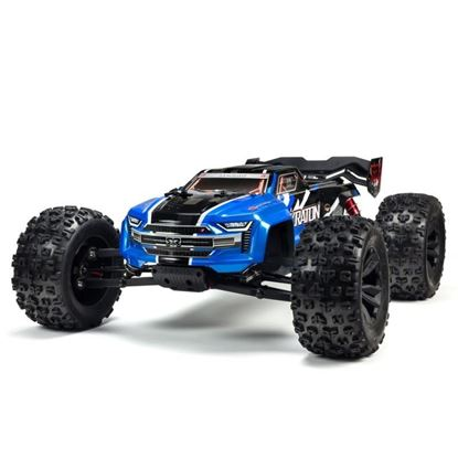 Picture of Kraton ARA106040T2 1/8 6S BLX 4WD Brushless Speed Monster Truck RTR BLUE
