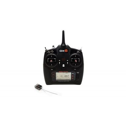 Picture of Spektrum SPM6755 DX6 G3 6Ch Transmitter with AR6600T RX