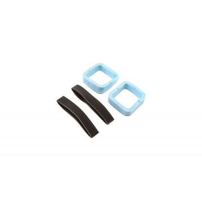 Picture of TLR/ LOSI TLR256012 Air Cleaner Foam Elements (2): 5IVE-B & 5ive-T 2.0