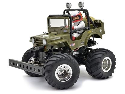 Picture of Tamiya 57743 Wild Willy Expert Built