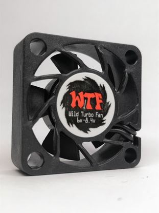 Picture of Wild Turbo Fan WTF3012BH 6v-8.4v Blow Harder Fan