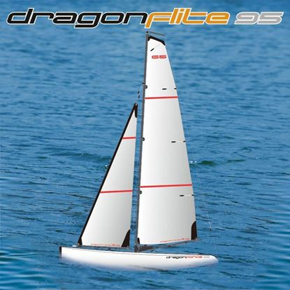 Picture of Joysway J8811 Dragon Flite 950mm Yacht ARTR