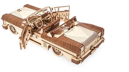 Picture of UGEARS 120969 Dream Cabriolet VM-05