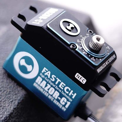 Picture of Fastech Razor-C1 Brushless NFC Cyclic Servo