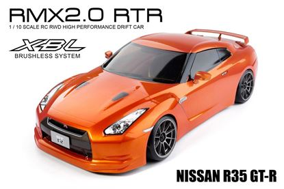 Picture of MST 533702O RMX 2.0 1/10 2WD Brushless RTR Drift Car