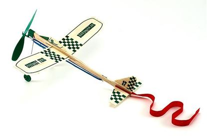 Picture of Guillows GUI0051 Rubber Monoplane with Streamer