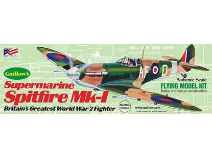 Picture of Guillows GUI 0504 1/32 Supermarine Mk1 Spitfire