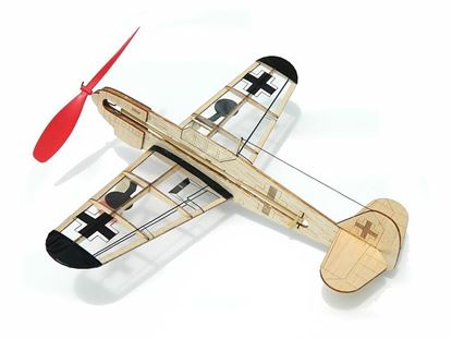 Picture of Guillows GUI 4501 Mini Models: Messerschmitt Bf109 Fighter
