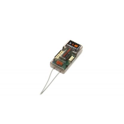 Picture of Spektrum AR6610T 6-Channel DSMX Telemetry Receiver