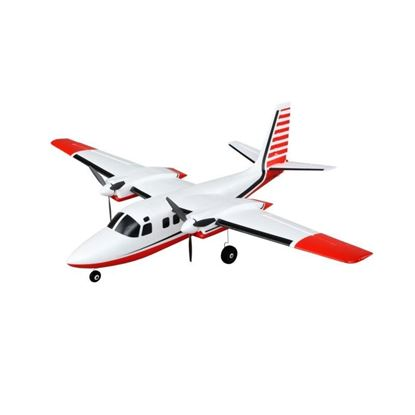 Picture of E-Flite EFLU5850 UMX Aero Commander BNF Basic with AS3X