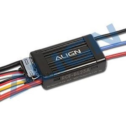 Picture of HES02501 RCE-BL25A Brushless ESC