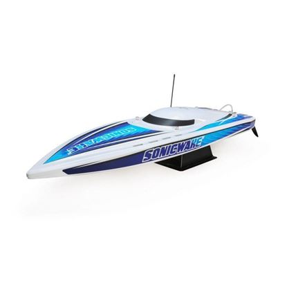 Picture of Proboat PRB08032T1 Sonicwake 36-inch Self-Righting Deep-V RTR -White
