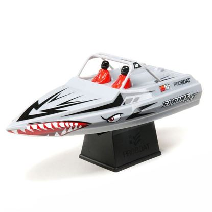 Picture of Proboat PRB08045T1 Sprintjet Brushed RTR, Silver