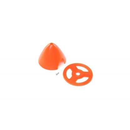 Picture of E-Flite EFL12424 Spinner Orange: Carbon-Z Cub SS 2m