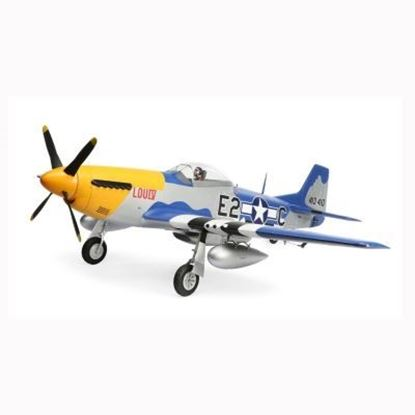 Picture of E-Flite EFL01250 P-51D Mustang 1.5m BNF Basic