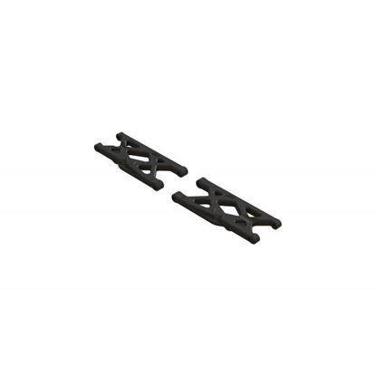 Picture of ARRMA  ARA330540 / AR330540 Rear Suspension Arms (2) suits 3S Typhon