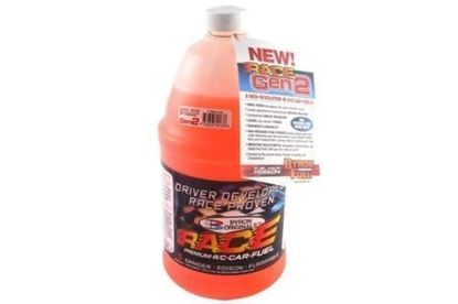Picture of Byron Fuels Gen2 Race 16% Nitro Fuel, 12% Oil Lubricant
