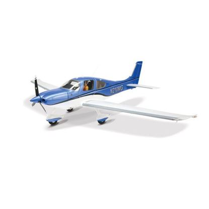 Picture of E-Flite EFL5950 Cirrus SR-22T 1.5M BNF Basic