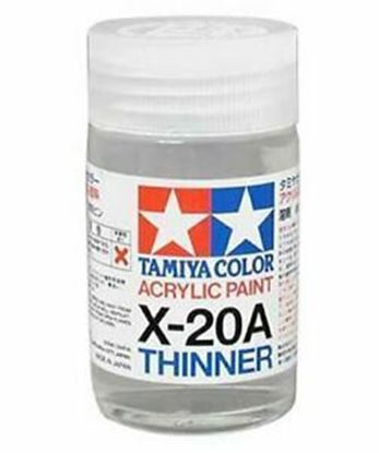 Picture of Tamiya 81520 X20A THINNERS 10ML