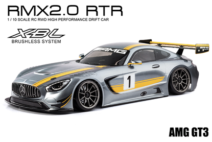 Picture of MST RMX 2.0 1/10 GT3 2WD Brushless RTR Drift Car