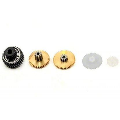 Picture of Savox SG-SH0253 Gear Set for SH0253 w/bearing