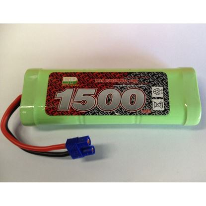 Picture of Enrichpower 7.2V NiMH 1500mah pack with EC3