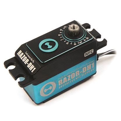 Picture of Fastech RAZOR DH1 Low Profile Digital Brushless HV NFC Programmable Servo